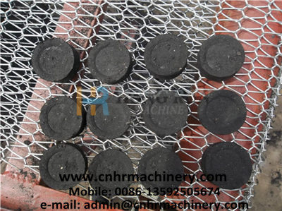Carbon powder tabletting machine (hookah charcoal machine)